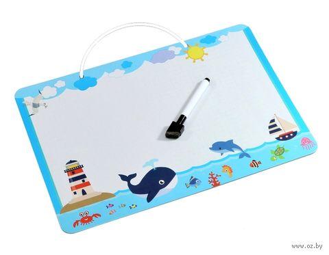 """Доска для рисования """"Море"""" (арт. 02910) — фото, картинка"""