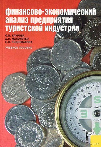 Финансово-экономический анализ предприятия туристской индустрии — фото, картинка