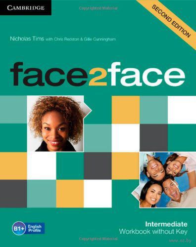 Face2Face. Intermediate. Workbook without Key