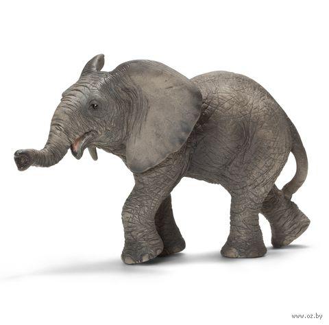 """Фигурка """"Африканский слоненок"""" (5 см)"""