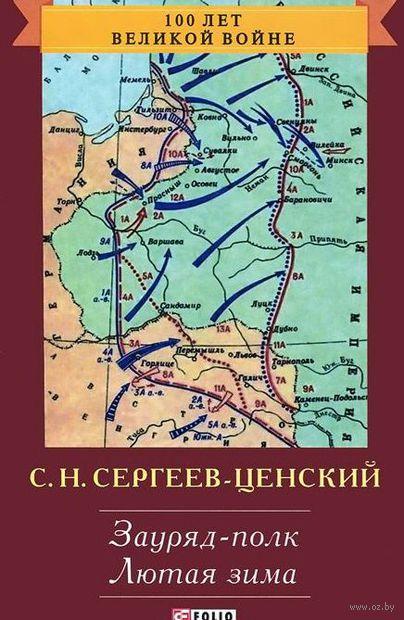 Зауряд-полк. Лютая зима. Сергей Сергеев-Ценский