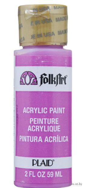 "Краска акриловая ""FolkArt. Acrylic Paint"" (сладкая слива, 59 мл; арт. PLD-02226)"