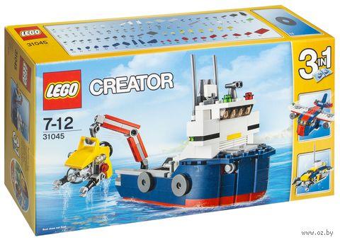 """LEGO Creator """"Морская экспедиция"""" — фото, картинка"""