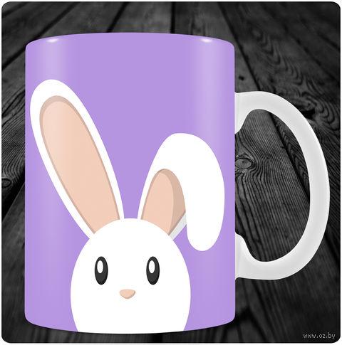"""Кружка """"Кролик"""" (art.18)"""