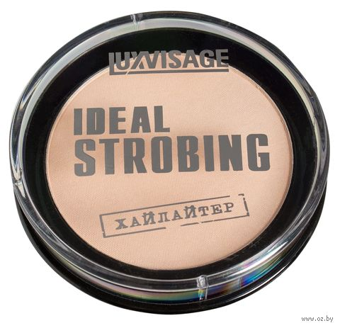 "Хайлайтер для лица ""Ideal Strobing"" (тон: 12, бежевый шелк) — фото, картинка"