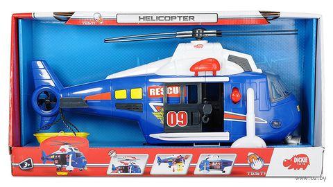 """Вертолет """"Служба спасения"""" (со световыми и звуковыми эффектами) — фото, картинка"""