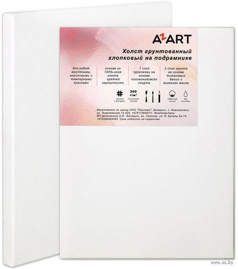 "Холст на подрамнике ""AZART"" (1000х1000 мм; арт. AZ02100100) — фото, картинка"
