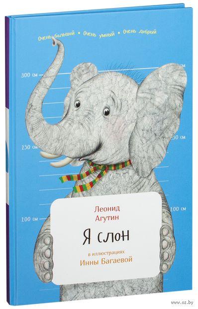 Я слон — фото, картинка