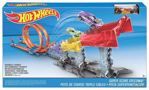 """Игровой набор """"Hot Wheels. Суперскоростная трасса"""" (арт. DJC05) — фото, картинка"""