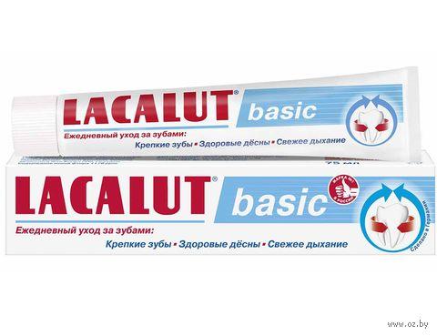 "Зубная паста ""Basic"" (75 мл) — фото, картинка"