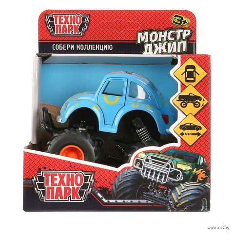 "Модель машины ""Монстр Джип"" (арт. W7733-144-BU) — фото, картинка"