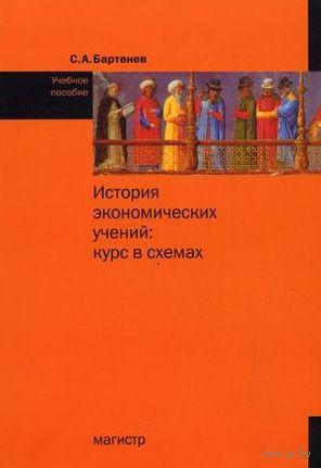 История экономических учений. Курс в схемах. Сергей Бартенев