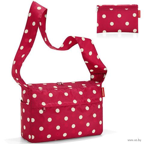 """Сумка складная """"Mini maxi citybag"""" (dots)"""