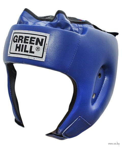 "Шлем открытый ""Special"" (L; синий; арт. HGS-4025) — фото, картинка"