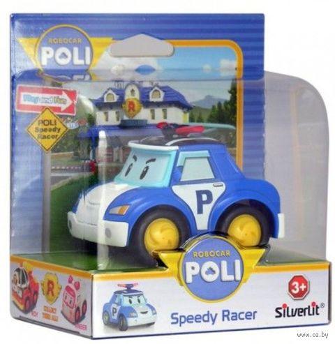"""Полицейская машина """"Поли"""" — фото, картинка"""
