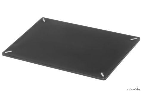 Доска разделочная пластмассовая (240x160 мм) — фото, картинка