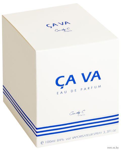 """Парфюмерная вода для женщин """"Ca Va For Women"""" (100 мл) — фото, картинка"""