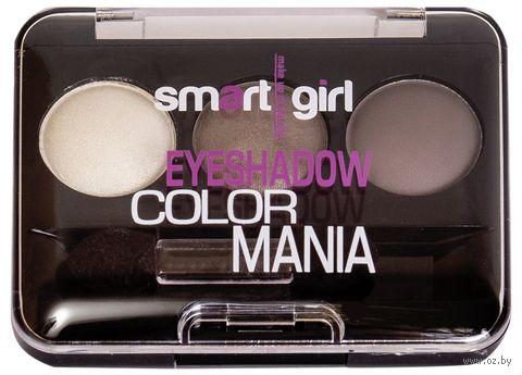 "Палетка теней для век ""Color mania"" (тон: 34) — фото, картинка"