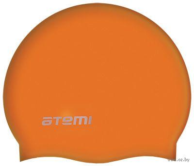 Шапочка для плавания TC304 (оранжевая) — фото, картинка