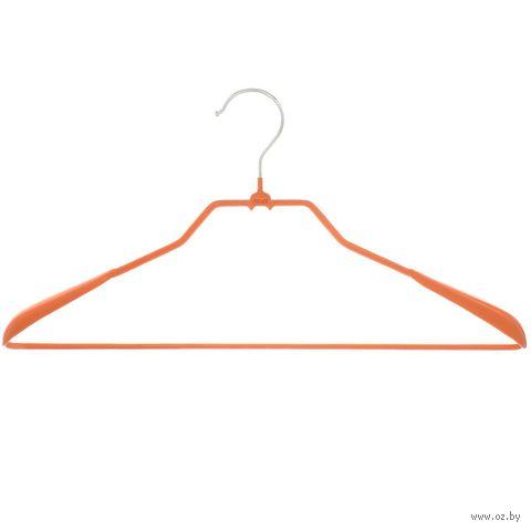 """Вешалка для одежды металлическая """"Neo. Orange"""" (450 мм) — фото, картинка"""