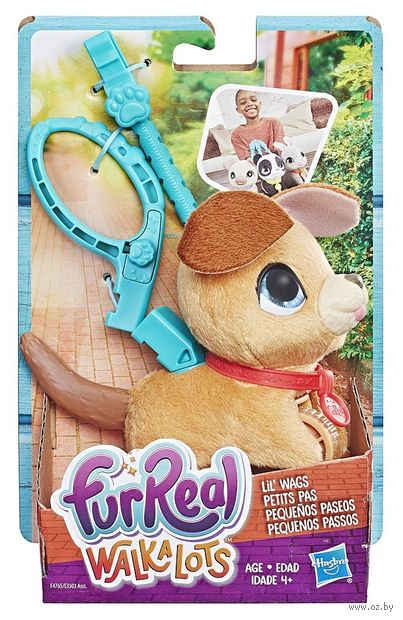 """Интерактивная игрушка """"Furreal Friends"""" (арт. E3503) — фото, картинка"""