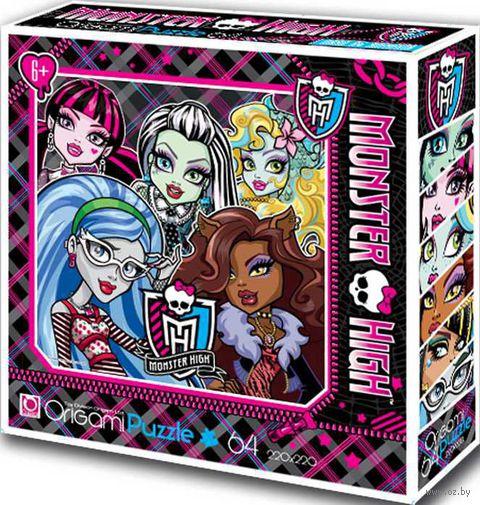 """Пазл """"Monster High 4"""" (64 элемента)"""