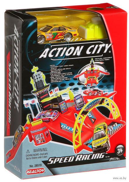 """Автотрек """"Action City"""" (арт. 28519) — фото, картинка"""
