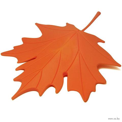 """Подпорка для двери """"Autumn"""" (оранжевая)"""