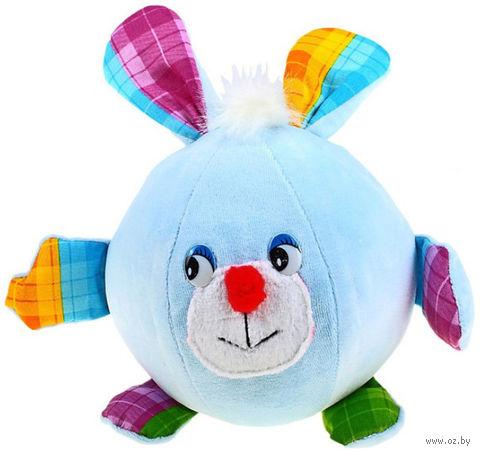 """Мягкая игрушка """"Мячик зайчик"""" (30 см) — фото, картинка"""