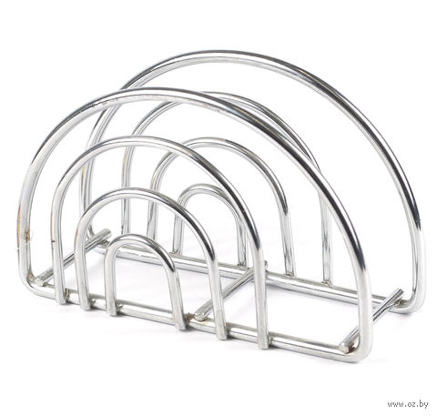Подставка для салфеток металлическая (135х85х45 мм)
