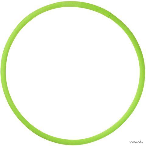 """Обруч массажный """"Гармония"""" (90 см; зелёный) — фото, картинка"""