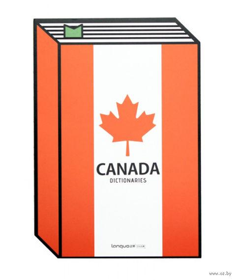 "Блокнот ""Canadian"" (А5) — фото, картинка"