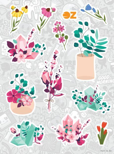 """Набор наклеек """"Растения"""" — фото, картинка"""
