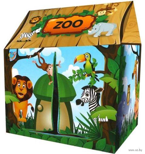 """Детская игровая палатка """"Зоопарк"""" (арт. A999-239) — фото, картинка"""