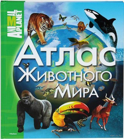 Атлас животного мира. Джинни Джонсон
