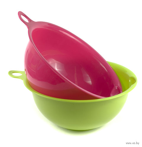 Салатник пластмассовый (330х290х130 мм)