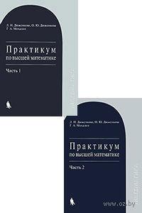 Практикум по высшей математике (в двух частях)