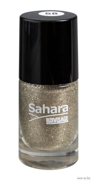 "Лак для ногтей ""Sahara"" (тон: 58)"