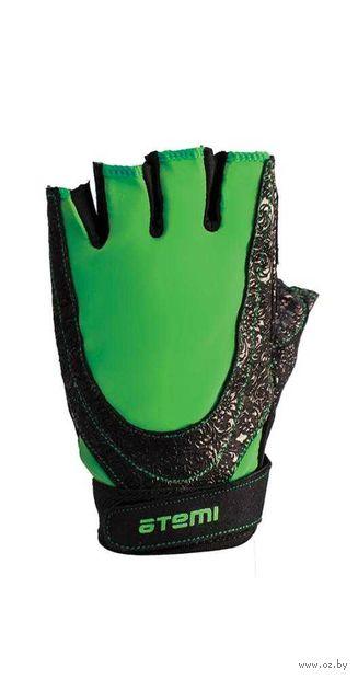 Перчатки для фитнеса AFG-06g (L) — фото, картинка