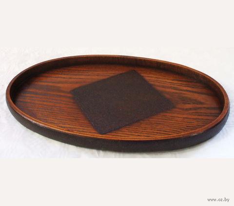 Поднос деревянный (330х200х20 мм)