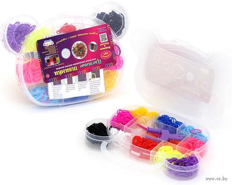 "Набор для плетения из резинок ""Резинки-Твинки 360"" (мишка)"