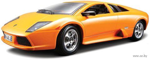 "Модель машины ""Bburago. Lamborghini Murcielago 2001"" (масштаб: 1/24)"