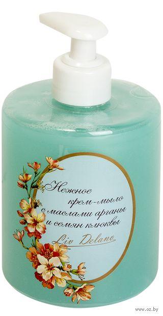 """Крем-мыло для рук """"С маслом арганы и семян клюквы"""" (500 г) — фото, картинка"""