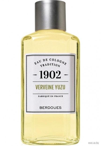 """Одеколон """"1902 Вербена юзу"""" (125 мл) — фото, картинка"""