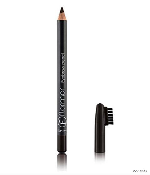 """Карандаш для бровей """"Eyebrow Pencil"""" (тон: 405, bitter brown) — фото, картинка"""