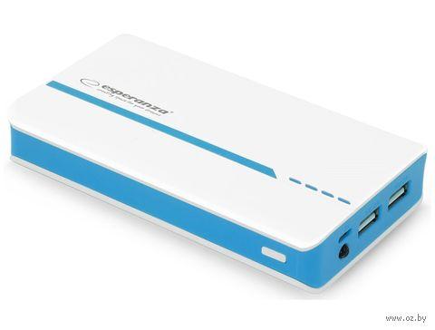 Внешний аккумулятор ESPERANZA ATOM 11000 mAh (EMP107WB) — фото, картинка