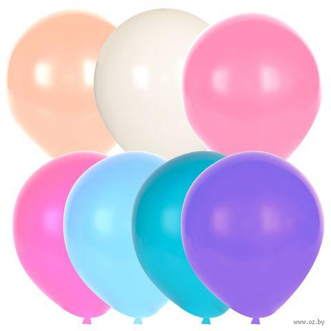 """Набор воздушных шаров """"Декор"""" (арт. DA-12-10-1) — фото, картинка"""