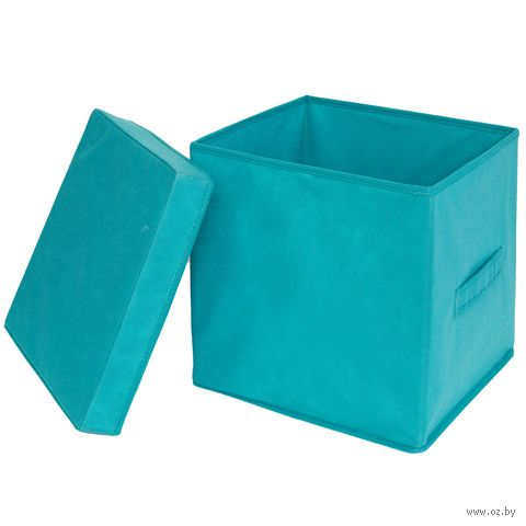 """Коробка для хранения """"Милан"""" (30х30х30 см) — фото, картинка"""