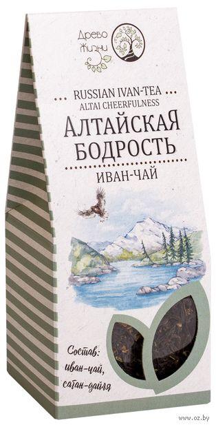 """Фиточай листовой """"Алтайская бодрость"""" (50 г) — фото, картинка"""