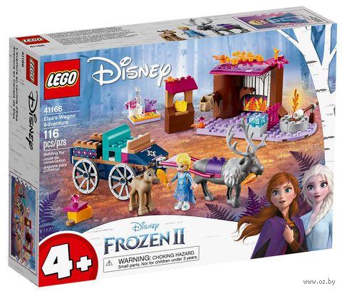 """LEGO Disney Princess """"Дорожные приключения Эльзы"""" — фото, картинка"""